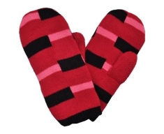Adidas gloves stripy jr