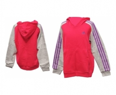 Adidas sweat com capucha ik ess jr