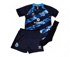 Warrior mini kit oficial f.c.porto away 2014/2015 jr