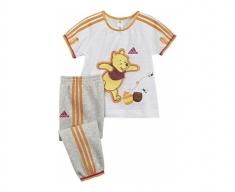 Adidas t-shirt+pant winnie pooh