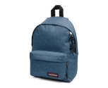 Eastpak mochila orbit double denim mini