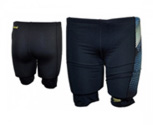 Speedo pantalón corto p/ comprida esoteric placement jr