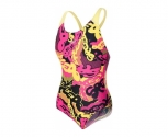 Speedo swimming suit of nataçao allover splashback jr