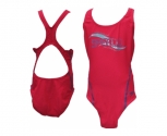 Speedo swimming suit spiralize splash jr