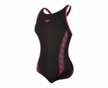 Speedo swimming suit of nataçao monogram muscleback