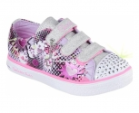 Skechers sapatilha twinkle breeze pop tastic jr