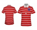 Le coq sportif polo stripes rugby