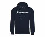 Champion sweat c/ capuz logo fleece