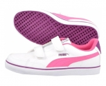 Puma sapatilha court pt new vulc sl v ps