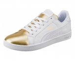 Puma sapatilha smash metallic w