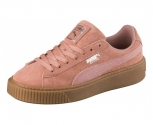 Puma sneaker sueof platform animal