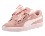 Puma sneaker sueof heart jewel w