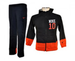 Nike tracksuit ho athletic algodao jr