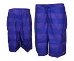 Nike board short ath ofpt plaid