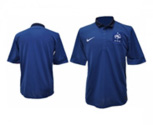 Nike official shirt frança fff home 2011/2012