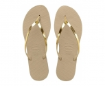 Havaianas sandalia you metallic w