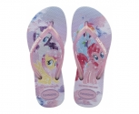 Havaianas chinelo slim my little pony kids