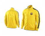 Nike jacket official f.c.barcelona n98