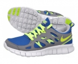 Nike zapatilla free run 2 (gs)
