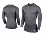 Nike camisola compression longa core