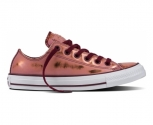 Converse sapatilha chuck taylor all star brush off leather ox