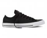 Converse sneaker chuck taylor all star brush off leather toecap ox