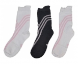 Adidas socks pack3 youth girls 3p