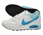 Nike sapatilha air max command lether gs