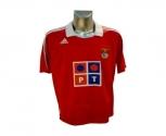 Adidas official shirt s.l.benfica principal 2007/2008