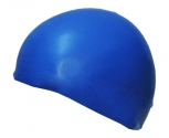 Speedo swimming cap plain moulofd silicone