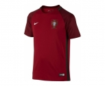 Nike camiseta oficial portugal home 2016 jr