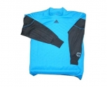 Adidas shirt of goalkeeper barrera