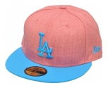 New era gorra heather cont