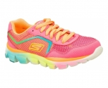 Skechers sapatilha go run ride jr w