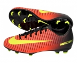 Nike football boot jr. mercurial vapor xi (fg)