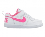 Nike sapatilha court borough low (ps)