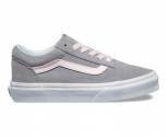 Vans zapatilla old skool suede jr