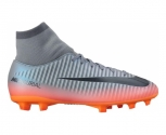 Nike chuteira mercurial victory vi cr7 dynamic fit (fg) kids