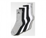 Adidas calcetines pack6 performance crew