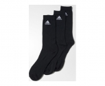 Adidas socks pack3 performance crew thin