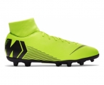 Nike bota de futbol superfly 6 club (mg)