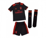 Adidas mini kit oficial benfica 2016/2017 away jr