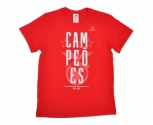 Adidas t-shirt oficial s.l.benfica champions 2014/2015