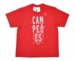 Adidas t-shirt official s.l.benfica champions 2014/2015 jr