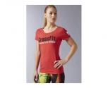 Reebok camiseta cf forging elite fitness w