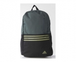 Adidas backpack versatile backpack 3 stripes