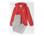Adidas fato of treino c/ capuz essentials hojo track suit k