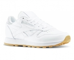Reebok zapatilla classic leather met diamond w