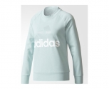 Adidas sweat essentials linear crewneck w