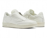 Reebok zapatilla club c 85 zip w